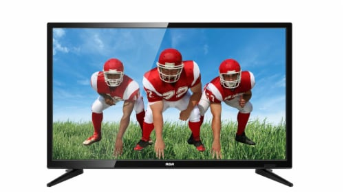 RCA 720p LED HD TV Perspective: front