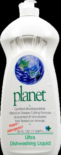 Planet Liquid Dish Soap Perspective: front