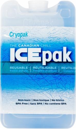Cryopak Ice Pak Perspective: front