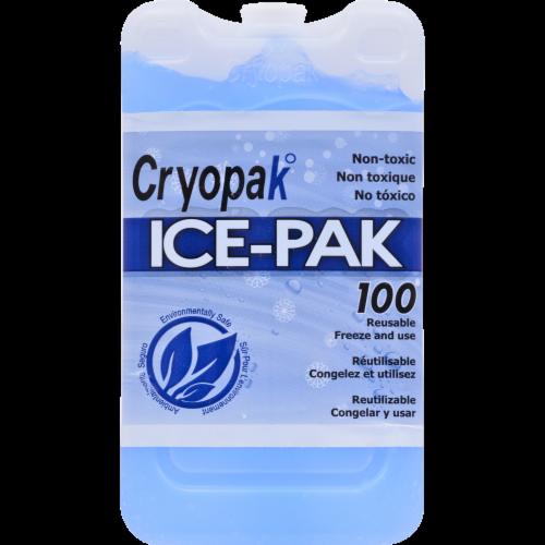 Cryopak Ice-Pak Perspective: front