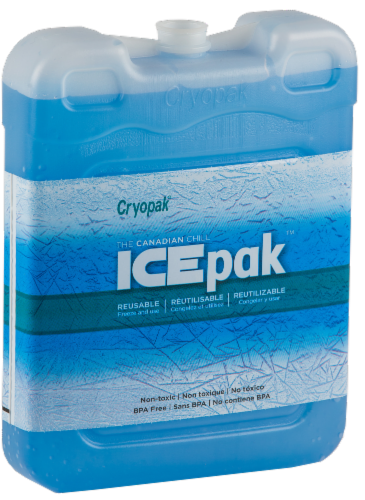 Cryopak Large Ice-Pak Perspective: front