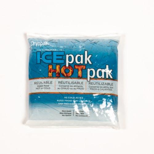 Cryopak Large Ice-Pak Hot-Pak Perspective: front