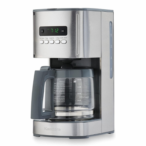 Kenmore Aroma Control Programmable Coffee Maker Perspective: front