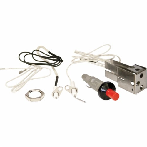 Onward Grill Pro 20610 Push Button Igniter Kit Perspective: front