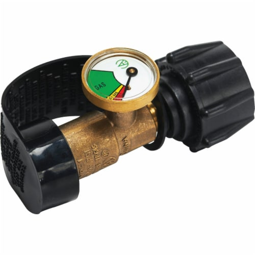 Onward Grill Pro Gas Watch Tank Gauge  80064 Perspective: front