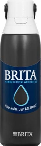 Brita Premium Filtering Water Bottle - Carbon Perspective: front