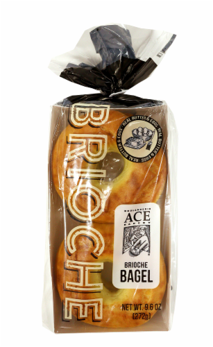 Ace Brioche Bagels Perspective: front