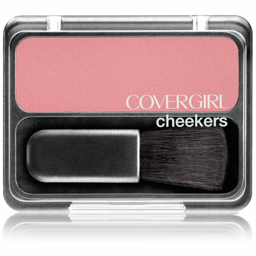 CoverGirl Cheekers Natural Twinkle Blush Perspective: front