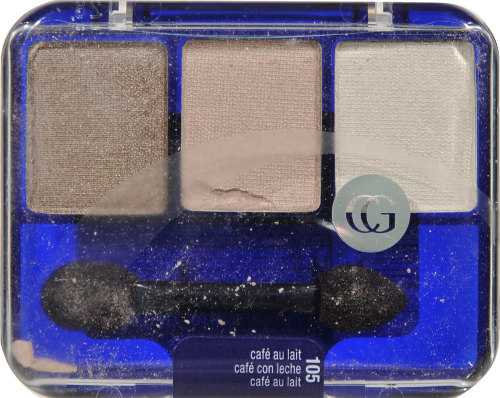 CoverGirl Eye Enhancers 105 Cafe Au Lait Eyeshadow Perspective: front