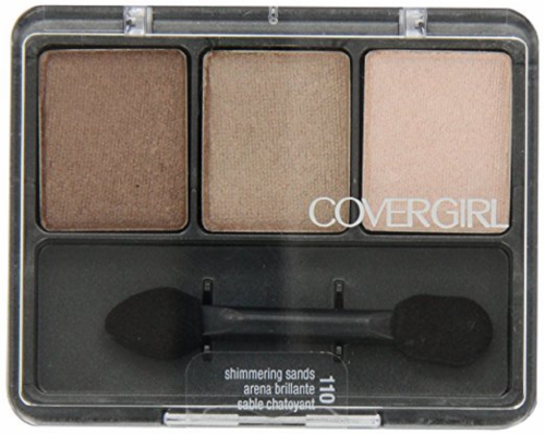 CoverGirl Eye Enhancers 110 Shimmering Sands Eyeshadow Perspective: front