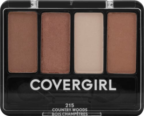 CoverGirl Eye Enhancers Country Woods Eye Shadow Kit Perspective: front