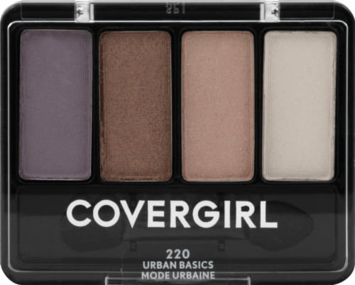 CoverGirl Eye Enhancers Urban Basics Eye Shadow Perspective: front