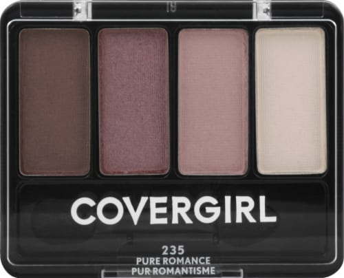 CoverGirl Eye Enhancers Pure Romance Eye Shadow Kit Perspective: front