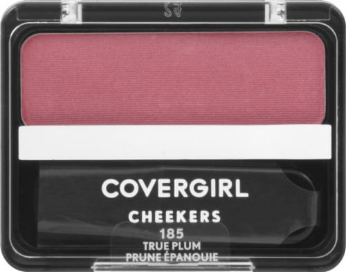 CoverGirl Cheekers True Plum Blush Perspective: front