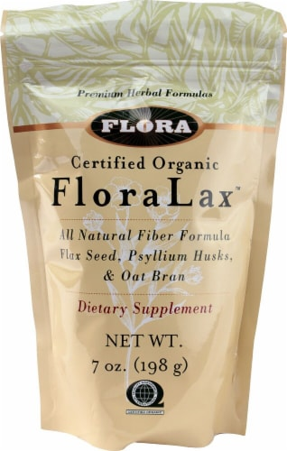 Flora  Organic FloraLax™ Perspective: front