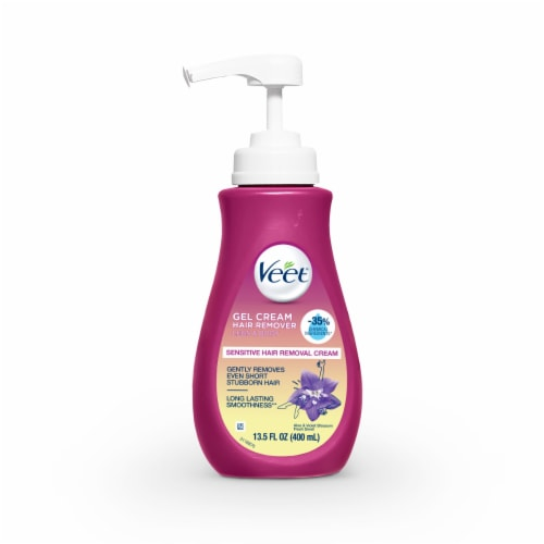 Kroger Veet Sensitive Skin Legs Body Hair Remover Gel Cream