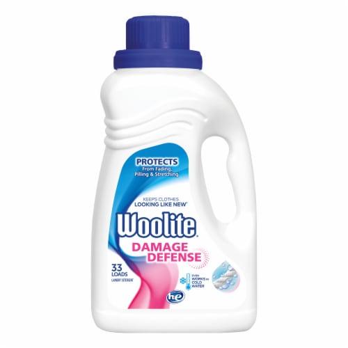 Woolite Complete Liquid Laundry Detergent Perspective: front