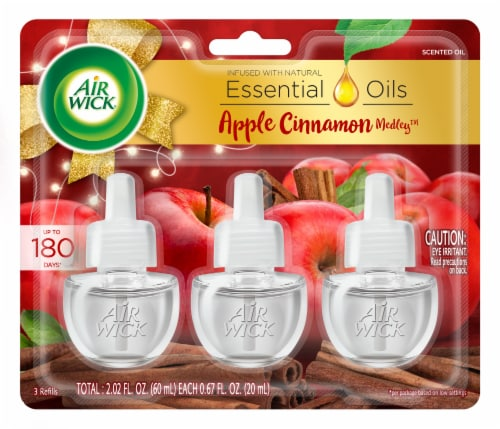 Air Wick Scented Oil Refill Perspective: front