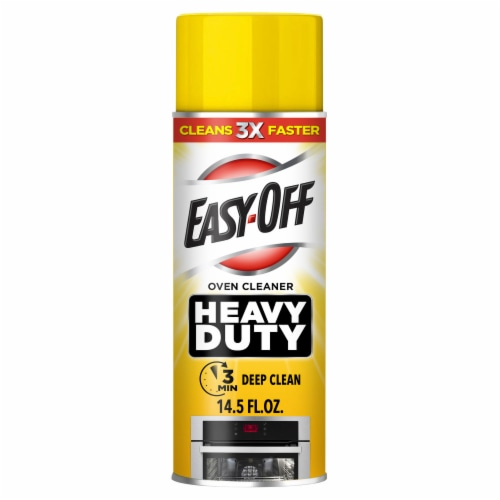 Easy Off Heavy Duty Oven Cleaner Perspective: front