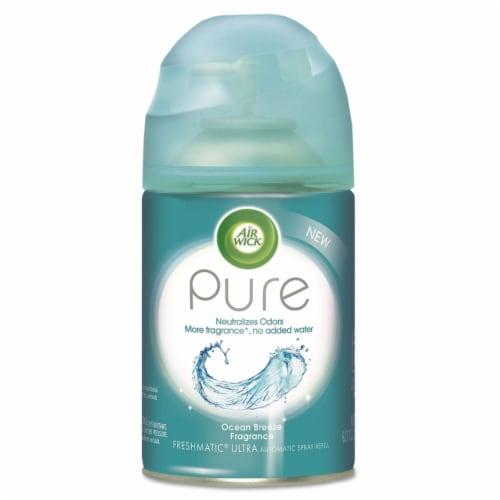 Air Wick Freshmatic Refill Pure Ocean Breeze Perspective: front