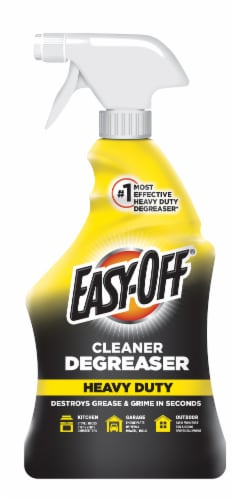 Easy Off® Heavy Duty Cleaner Degreaser Perspective: front