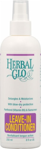 Herbal Glo Leave-In Conditioner Perspective: front