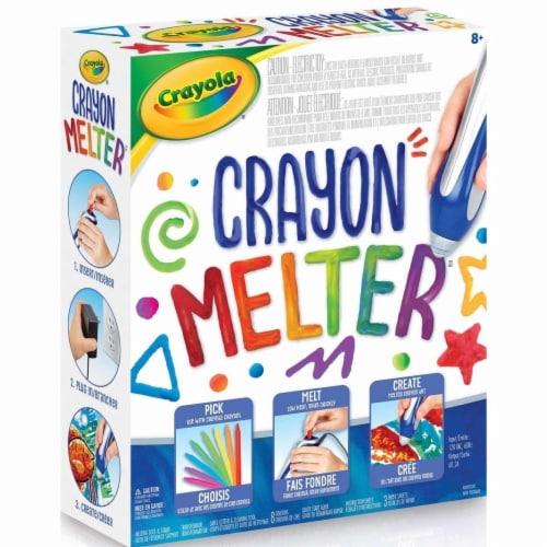 Crayola 30365860 Make Liquefied Crayon Melter Perspective: front