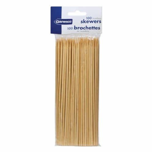Bia Cordon Bleu 1505008 Bamboo Skewer  8 in. Perspective: front