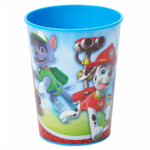 American Greetings PAW Patrol Plastic Party Cups Perspective: front