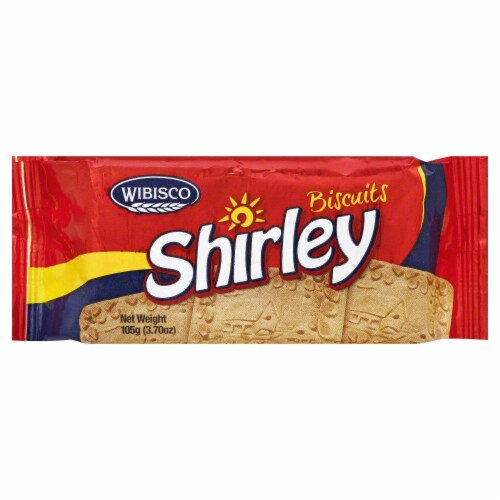 Wibisco Shirley Biscuits Perspective: front