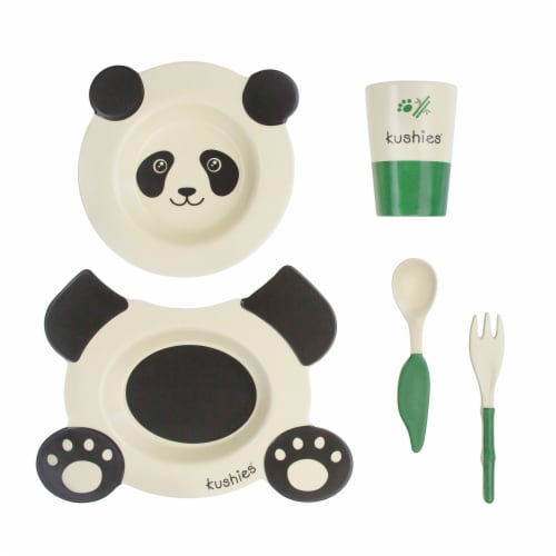 Ecoclean Tableware Set 5 pc Perspective: front