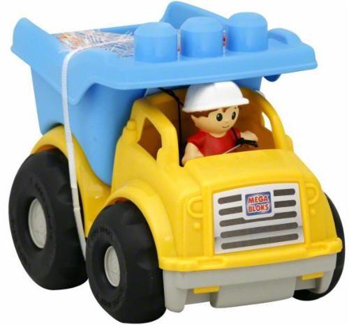 Mega Lil Vehicle Perspective: front