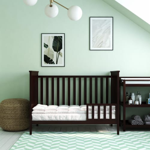 Baby Relax Amelia Toddler Guardrail Perspective: front