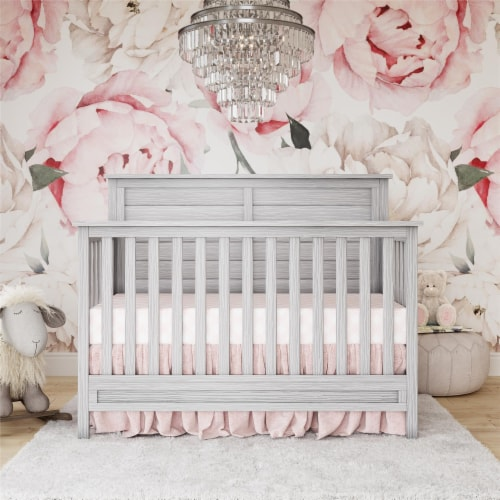 Little Seeds Finch 5-in-1 Crib Perspective: front