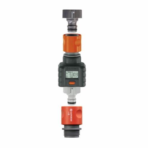 Gardena GCL9188U Water Smart Flow Meter Perspective: front