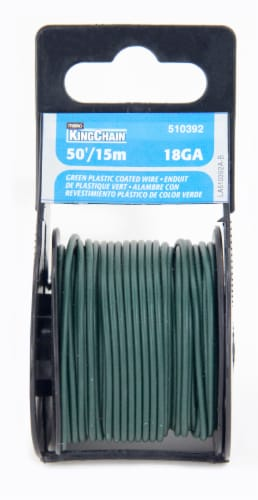 Mibro Kingchain PVC Coated Wire Green Perspective: front