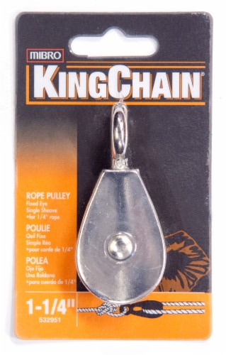 Mibro Kingchain Pulley Single Fixed Eye Perspective: front