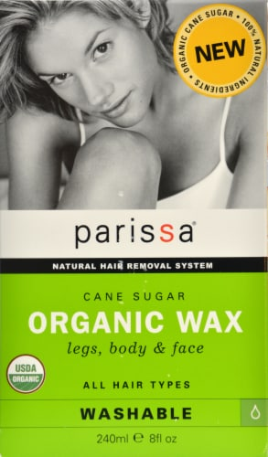 Parissa Organic Wax Hair Removal Perspective: front