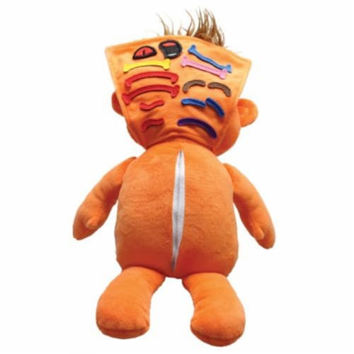 Roylco R-49591 Explore Emotions Super Doll Perspective: front