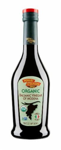Monari Federzoni Organic Balsamic Vinegar of Modena Perspective: front