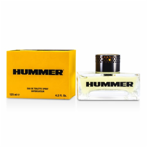 Newhummer Edt Spray 4.2 Oz Hummer/Hummer (M) Perspective: front