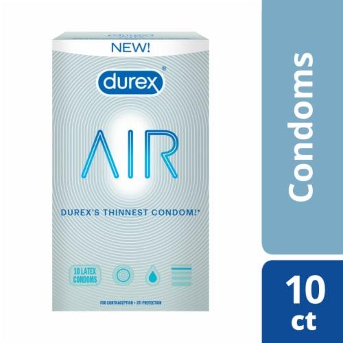 Durex® Air Condoms Perspective: front