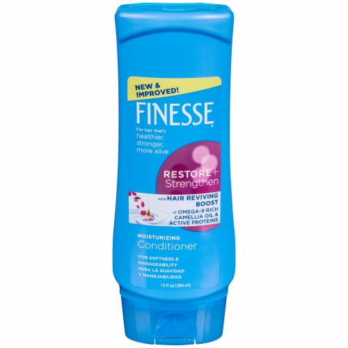 Finesse Moisturizing Conditioner Perspective: front