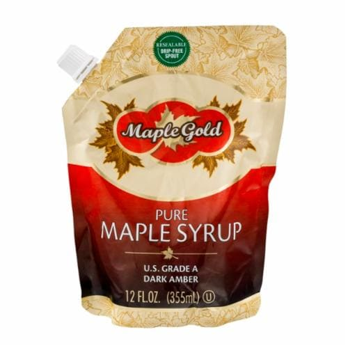 Maple Gold Pure Maple Syrup Perspective: front