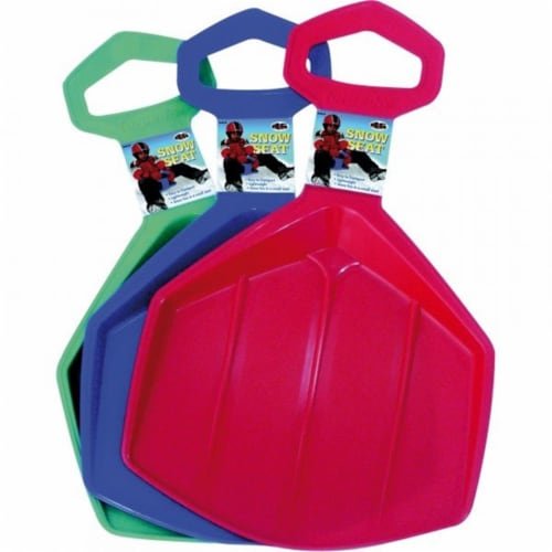 Flexible Flyer 274000 Hot Snow Sled Seat - Assorted Color Perspective: front