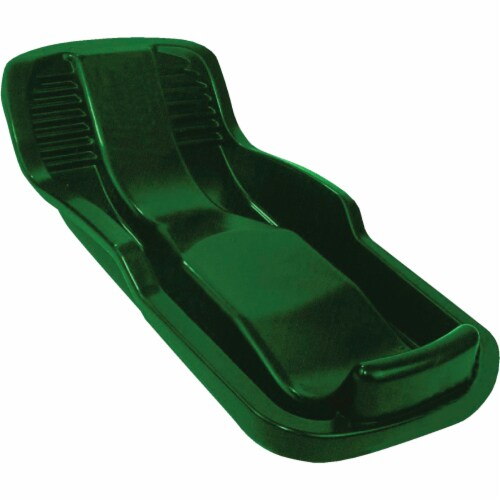 Flexible Flyer Winter Racer Polyethylene 38 In. Snow Sled 638-A Pack of 6 Perspective: front