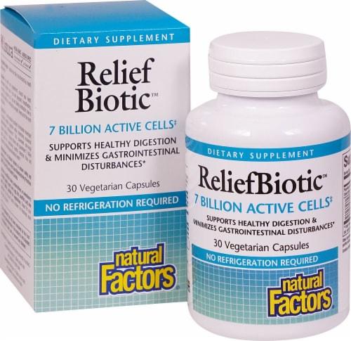 Natural Factors  ReliefBiotic™ Perspective: front