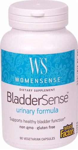 Natural Factors  WomenSense® BladderSense™ Perspective: front