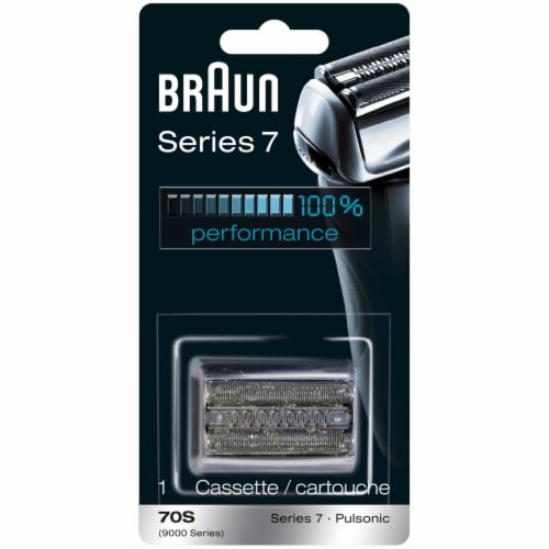 Braun Series 7 70S Shaver Replacement Part Perspective: front