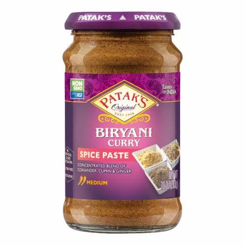 Patak's® Biryani Medium Curry Paste Perspective: front